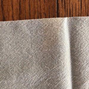 Home Dining - Set of 8 Sage Green Cotton Napkins